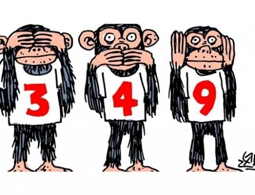 Sin 349 / No Al Decreto 349